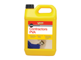 Contractors PVA 5 Litre Box Of 4