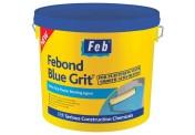 Febond Blue Grit Extra Grip Plaster Bonding Agent - 10 Litre